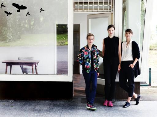 L'espace féminin – Niche Berlin Perspektive