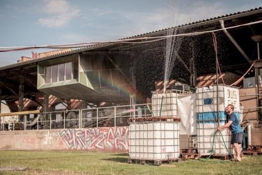 Form Follows Aktion – Festival Festival Form Follows Aktion, Berlin 2017, photo : Florian Rosier Perspektive