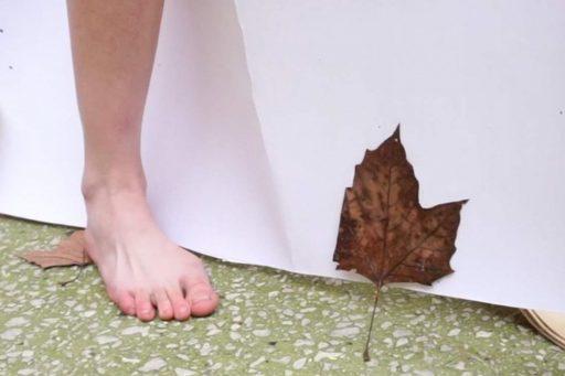 Dé-jardiner Chloé Silbano, Tenir debout, vidéo © Chloé Silbano Perspektive