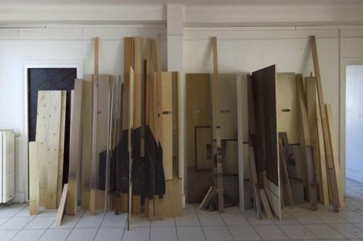 Passage – Gruppenausstellung Aurélie Pétrel, Partition: Fukushima #2, 2014 © Aurélie Pétrel  Perspektive