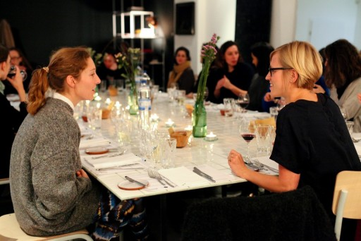 Making Spaces – Dinner-Talks Perspektive