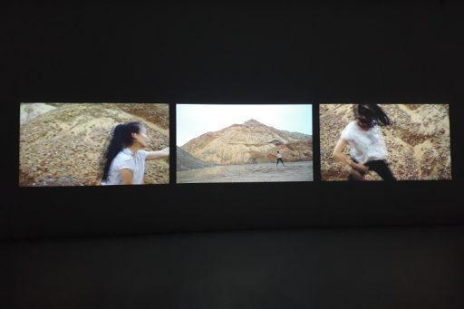 IEPA #4 Ilazki De Portuondo, Ausstellungsansicht IEPA#2, 2017, Frankfurt am Main Perspektive