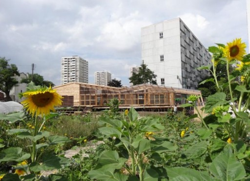 Locating and Figuring Care and Commons R-Urban Colombes © R-Urban Atelier d'architecture autogerée Perspektive