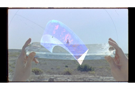 Black Lens </br>Black Light Filipa César & Louis Henderson, Sunstone, 2018, videostill, © les artistes Perspektive