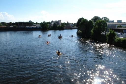 Hallo Festspiele </br> Sur l'eau Perspektive