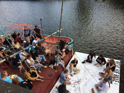 Jury PERSPEKTIVE <-> 2020 Hallo Festspiele, Hamburg 2018 Perspektive