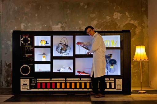 Remembering the future Moritz Simon Geist - Sonic Robots Perspektive