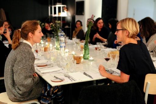 Making Spaces – Dinner-Talks Making Spaces Dinner-Talk Perspektive
