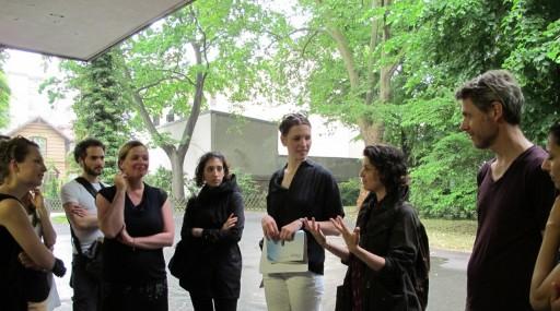 Making Spaces – Dinner-Talks L'Espace Féminin Perspektive