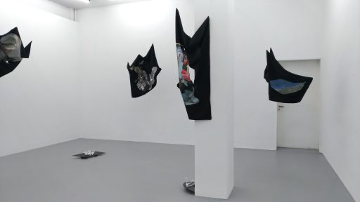 IEPA #4 Alizée Armet, vue d'exposition IEPA#3, 2019, Frankfurt am Main Perspektive
