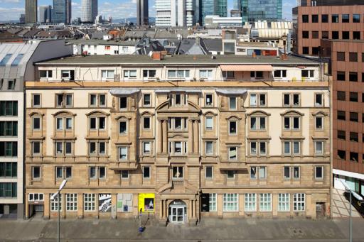 IEPA #4 produktions- und ausstellungsplattform basis e.v, Frankfurt am Main © basis Frankfurt Perspektive