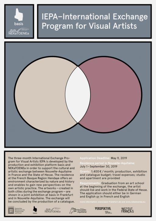 Ausschreibung IEPA #4  Perspektive