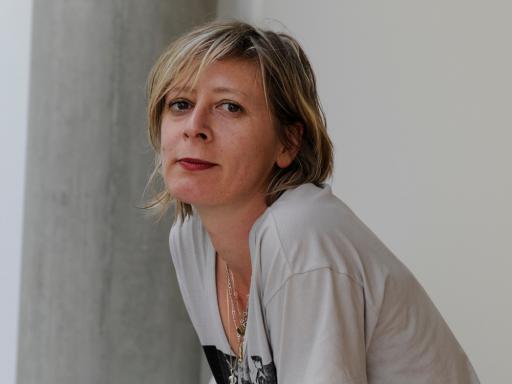 Monica Bonvicini Foto: Martin Bühler Perspektive